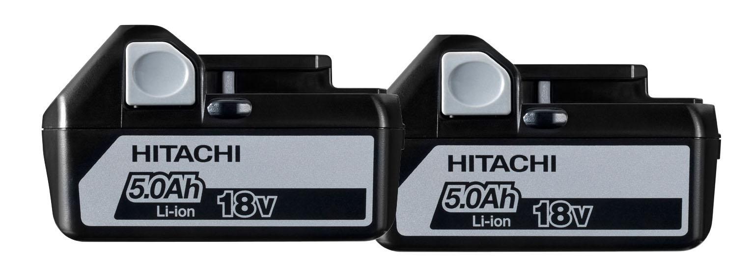 Twinpack 18V 5.0 Ah