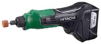Accu rechte slijpmachine - 10,8 V / 1.500 mAh